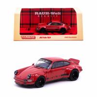 Tarmac Works Porsche RWB Backdate Red 1/64