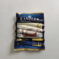 Kanzler Sosis Garlic Frankfurter 300gr