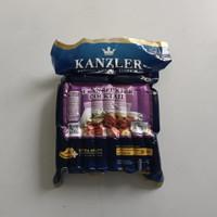 Kanzler Frankfurter cocktail 500gr