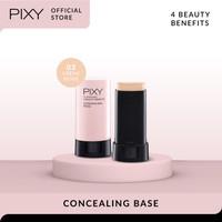 PIXY Concealing Base Creme Beige 03 - UV Whitening