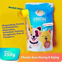 Susu Kucing & Anjing CHUCHU Goat Milk Powder 250gr