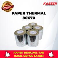 PAPER THERMAL KASSEN 80 X 70