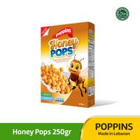 Poppins Honey pops 250gr / Sereal madu bola Halal