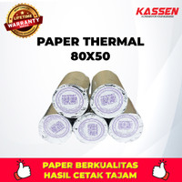 KASSEN PAPER THERMALL 80 X 50 | PAPER THERMAL