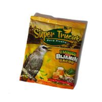 Super Trucuk Rasa Pisang Pakan Burung Trucuk