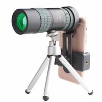 APEXEL Lensa Tele Zoom HD 8-24X30 Moncular Smartphone