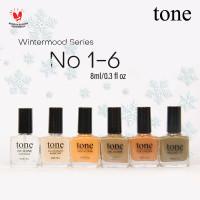 Tone Nail Lacquer Winter Mood 1-6