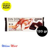 NISSIN DIN DON CHOCOLATE WAFER 120 GRAM