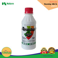 Roundup Herbisida 486SL 200 ml Obat Pembasmi Rumput Liar & Gulma