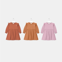Minimacko Dress Anak Perempuan Cora Dress