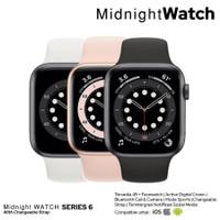Smart watch series 6 Water resistance UPDATE TERBARU