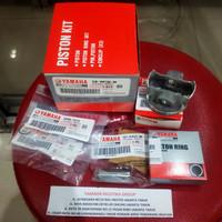 Piston Kit Xeon Gt 125 & Xeon Rc Original Yamaha