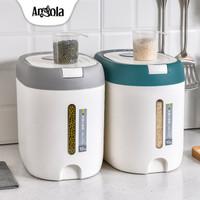 Angola Dispenser Beras E97 Tempat Penyimpanan Beras Rice Dispenser