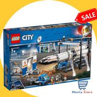 LEGO 60229 CITY Rocket Assembly & Transport Space Roket Luar Angkasa