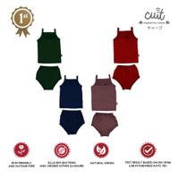 CUIT Anti Microbial Mori Series Setelan Izumi Tanktop Bayi Size 3-12 M