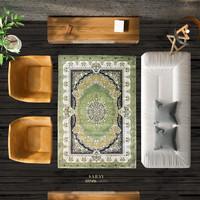Karpet Saray Permadani Mewah Classic Turki 80x150 cm Oriental Rugs