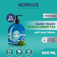 NORVUS - Hand Wash Green Tea 500ml