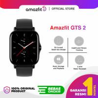 Amazfit GTS 2 Where Style Meets Health Smartwatch Garansi Resmi