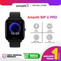 Amazfit Official Bip U PRO Smartwatch Jam Tangan Digital With GPS
