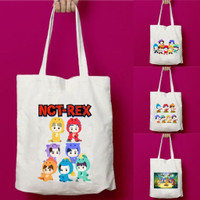 Totebag Tote Bag NCT Rex / NCT Dream / NCT 127 / NCT Cafe Dream Import