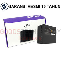NZXT Power Supply C850 850W Fully Modular 80+ Gold NP-C850M