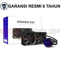 NZXT Kraken X53 - 240mm Liquid Cooler