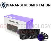 NZXT Kraken X63 - 280mm Liquid Cooler