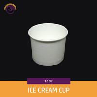 Paper Cup Ice Cream - Gelas Kertas - Jasuke - 12oz 360ml
