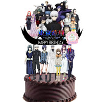 TOKYO GHOUL CAKE TOPPER