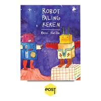Robot Paling Keren by Rassi Narika