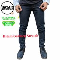 Celana Jeans Panjang Pria Lepis Levis Slim fit Stretch Garment Jumbo
