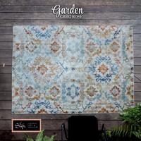 Karpet Vintage / Minimalis / Abstrak / Impor Turki Garden 105B 152x244