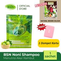 BSN Noni Shampoo (ADA BPOM) isi 1 sachets Free Hadiah