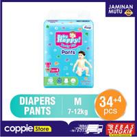 Baby Happy Pants M34+4 L30+4 XL26+4