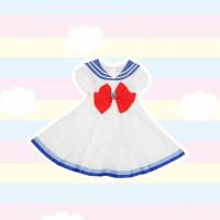 Sailormoon Dress / Terusan Bayi / Kostum Bayi