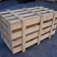 Packing kayu isi 6 botol 750ml