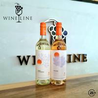 PROMO!! HATTEN Sweet Alexandria Sweet White & Aga Rose Wine 750ml Bali