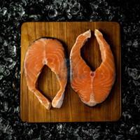 Salmon Steak Norwegia 10 Kg