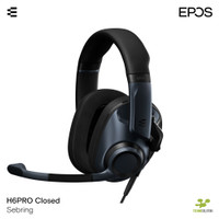 EPOS H6PRO CLOSED SEBRING - Closed Acoustic Gaming Headset