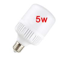 [PROMO] Lampu LED 5W Bulb Jumbo Tabung 5W Kapsul Super Terang Putih