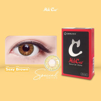 Holicat Softlens By Geolica Sexy Brown