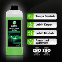 GRASS ACTIVE FOAM EXTRA Touchless Shampoo 1 Liter