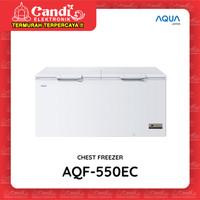 AQUA BOX FREEZER AQF-550EC - CHEST FREEZER AQF550EC / AQF550 EC