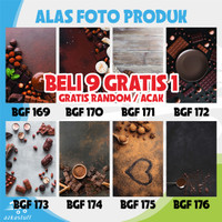 ALAS FOTO A3+ TEMA COKLAT PART 2