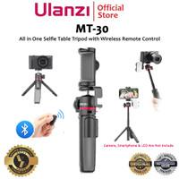 Ulanzi MT-30 Extendable Table Mini Tripod with Wireless Remote Shutter