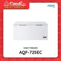 AQUA BOX FREEZER AQF-725EC - CHEST FREEZER AQF725EC / AQF725 EC
