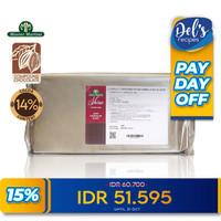 Shine Dark Chocolate Block - Coklat Compound 1kg