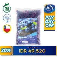 Frozen Blueberry IQF - Frozen Fruit Firestone USA 500gr