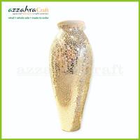 Vas Bunga dekorasi tinggi 100cm vas Pot Bunga Keramik dekorasi rumah