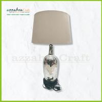 Lampu Meja Mosaik Kaca Lampu Hotel Home Dekorasi Ruangan